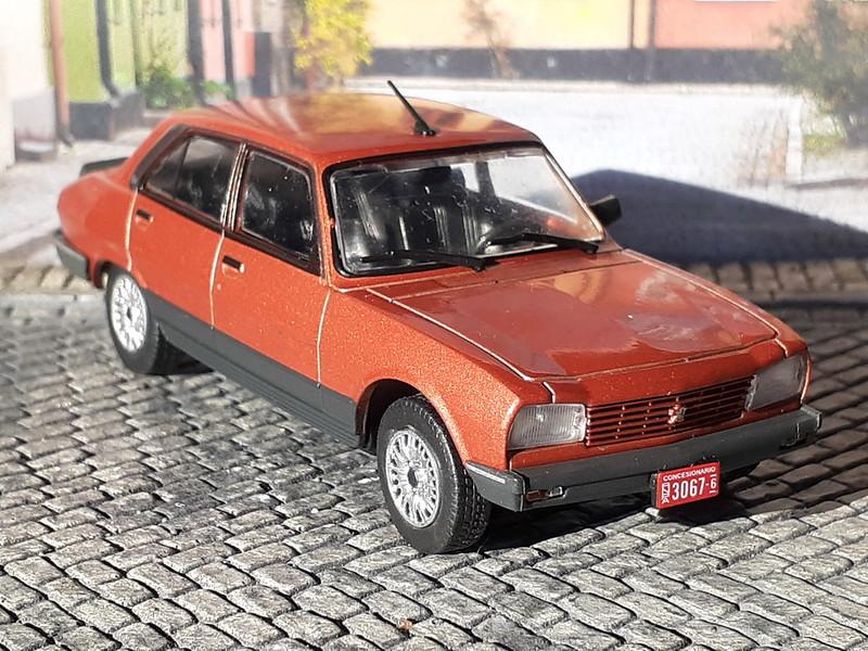 Peugeot 504 GRTN - 1985