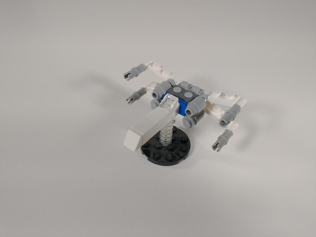 Lego Star Wars Mini x wing moc