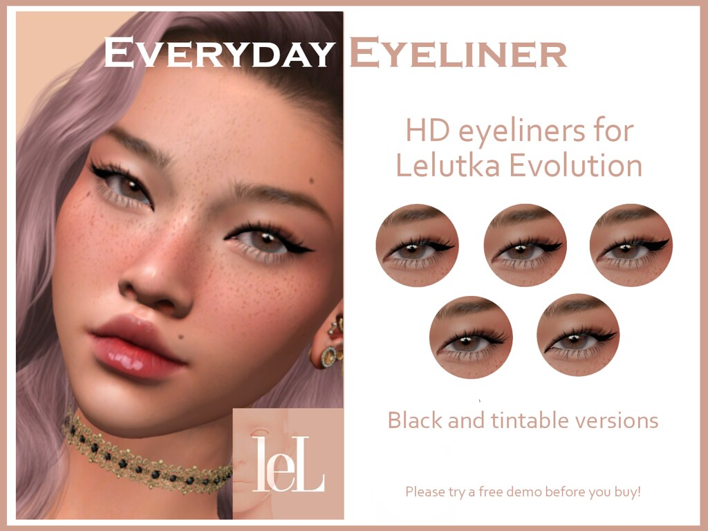 -Pretty Perfect- Everyday Eyeliner