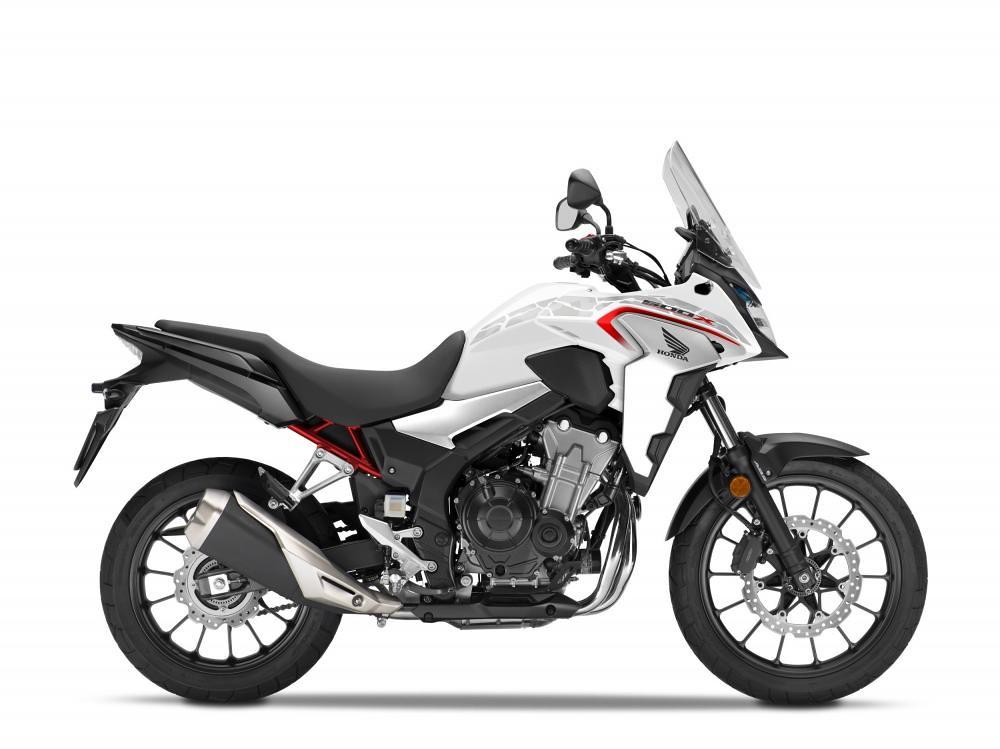 Honda CB500X White