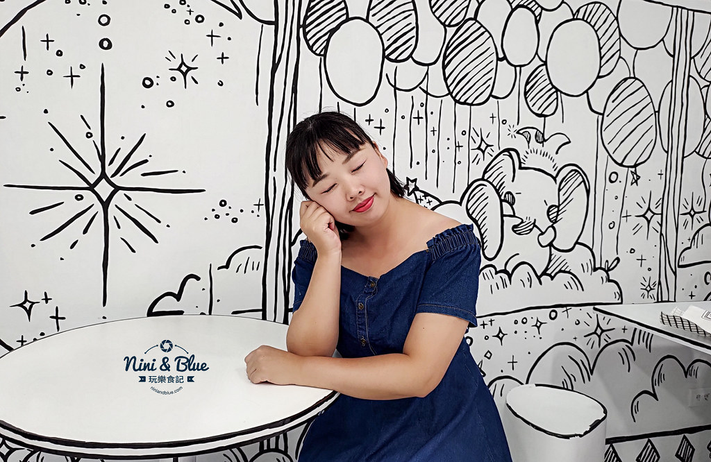 2D Cafe Taichung 紅點文旅 台中網美咖啡19