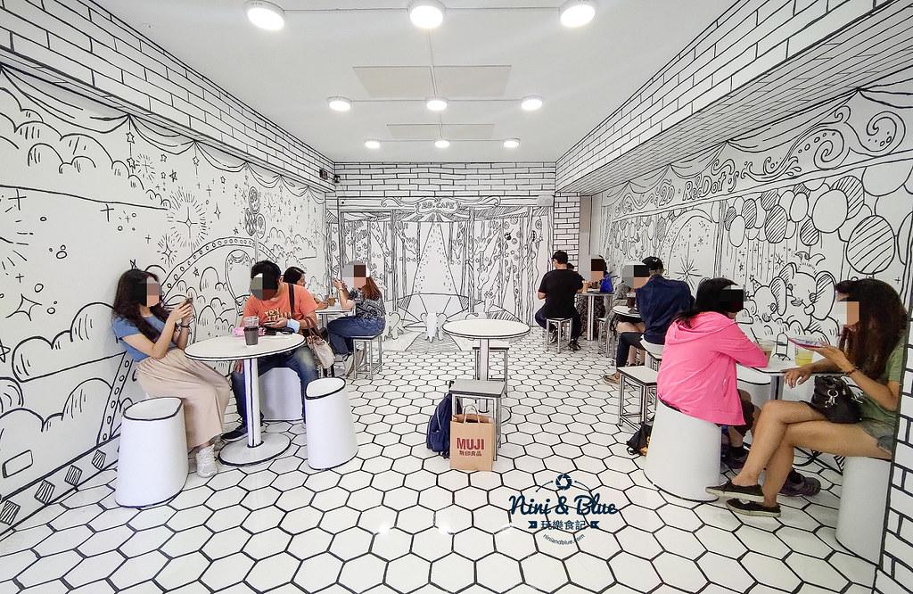 2D Cafe Taichung 紅點文旅 台中網美咖啡08