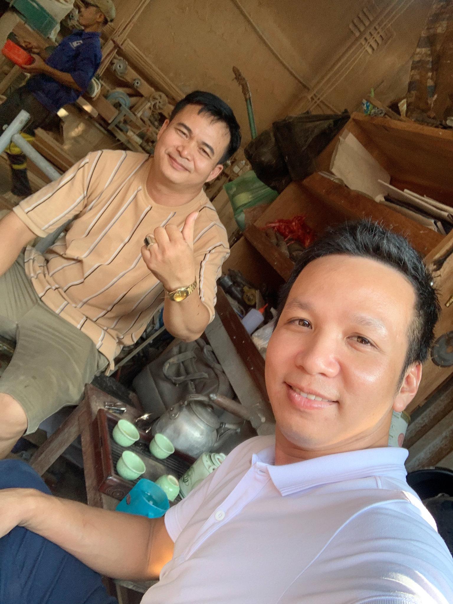 Anh Luan (Dieu Sao Dan Phuong) va Hoang Phu
