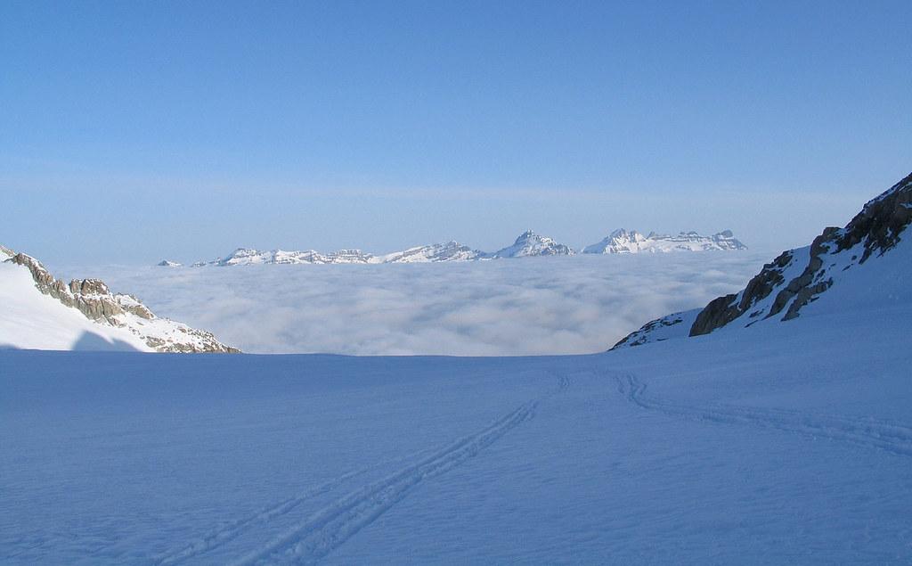Val Arpette (Day2, H.R. Chamonix-Zermatt) Walliser Alpen / Alpes valaisannes Švýcarsko foto 08