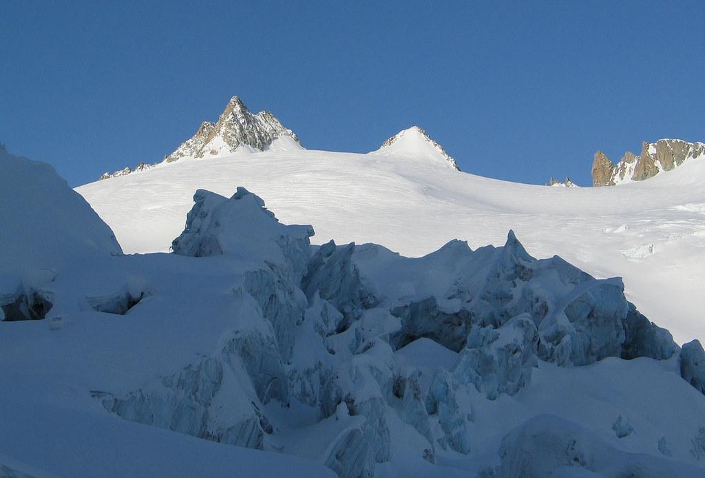Val Arpette (Day2, H.R. Chamonix-Zermatt) Walliser Alpen / Alpes valaisannes Švýcarsko foto 09