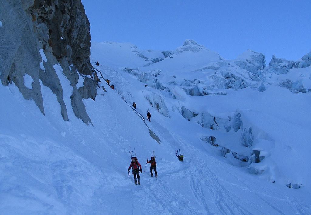 Val Arpette (Day2, H.R. Chamonix-Zermatt) Walliser Alpen / Alpes valaisannes Švýcarsko foto 11