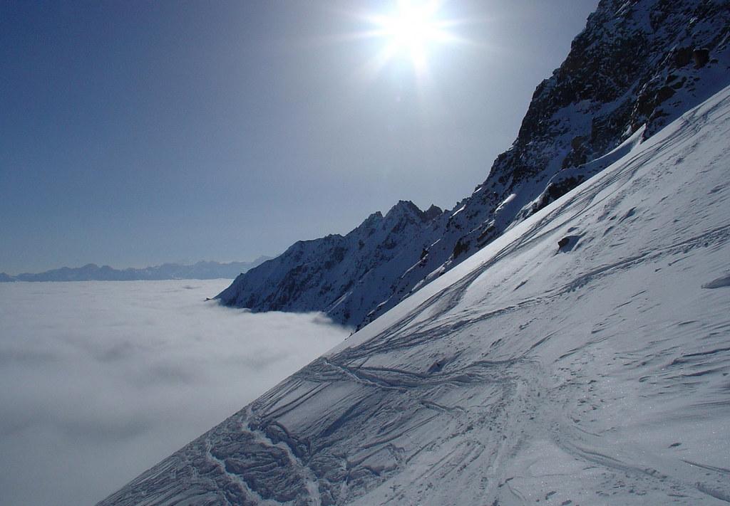Val Arpette (Day2, H.R. Chamonix-Zermatt) Walliser Alpen / Alpes valaisannes Švýcarsko foto 12