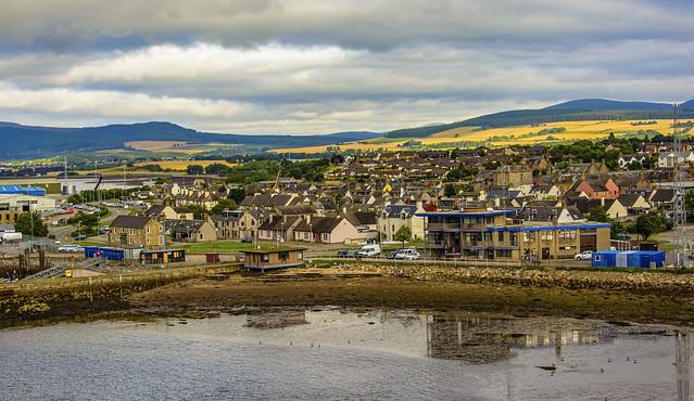 View of Scotland