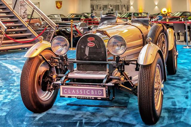 TEAL CARS Bugatti Replica