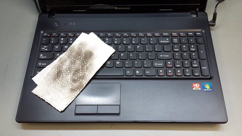 Lenovo Laptop G575