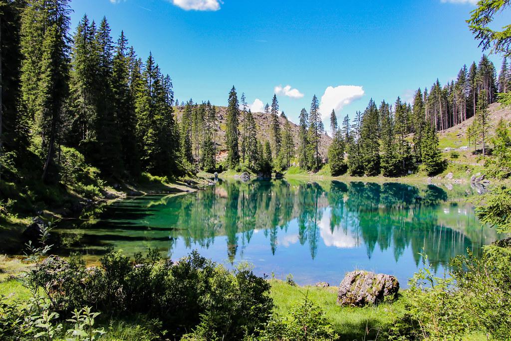 Lago di Carezza 22