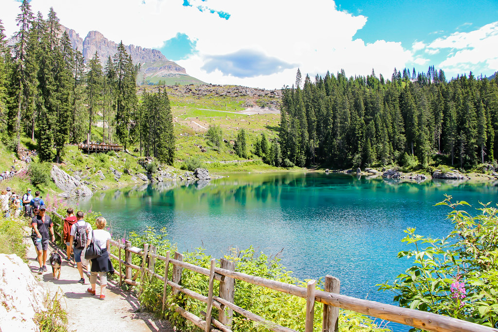 Lago di Carezza 46