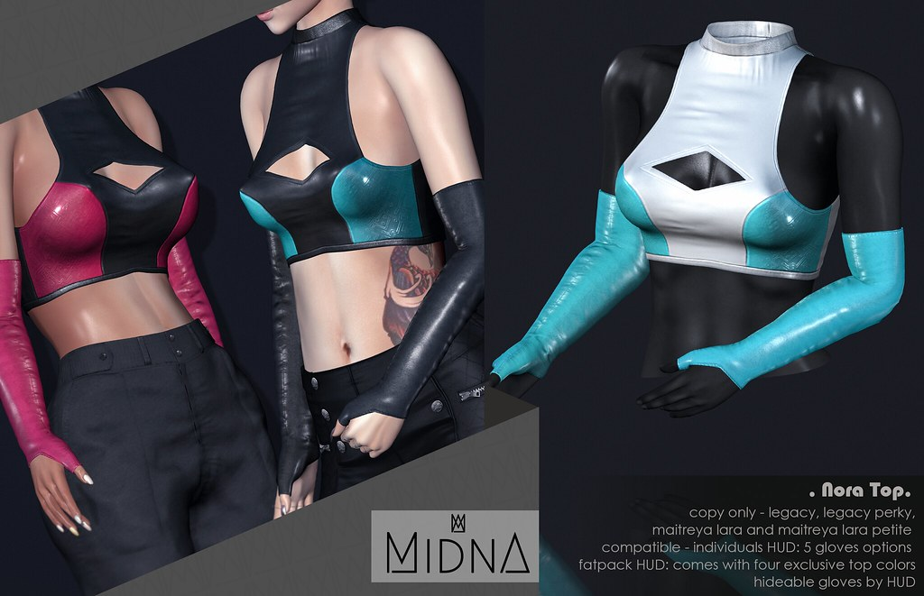 Midna – Nora Top