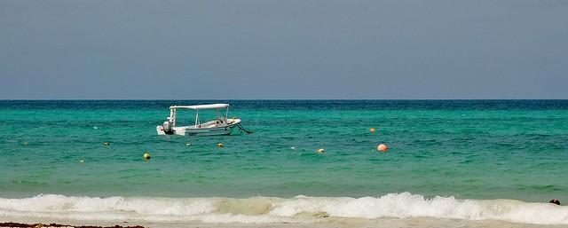 MEXICO, Punta/Playa Maroma, An der Riviera Maya, Strand  am Hotel Catalonia, 19965/12929