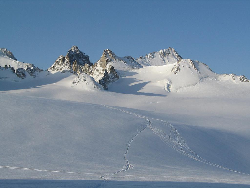 Val Arpette (Day2, H.R. Chamonix-Zermatt) Walliser Alpen / Alpes valaisannes Švýcarsko foto 07