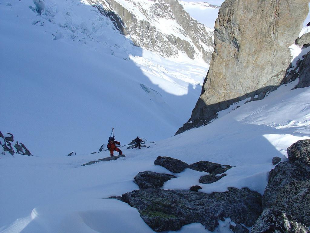 Val Arpette (Day2, H.R. Chamonix-Zermatt) Walliser Alpen / Alpes valaisannes Švýcarsko foto 14