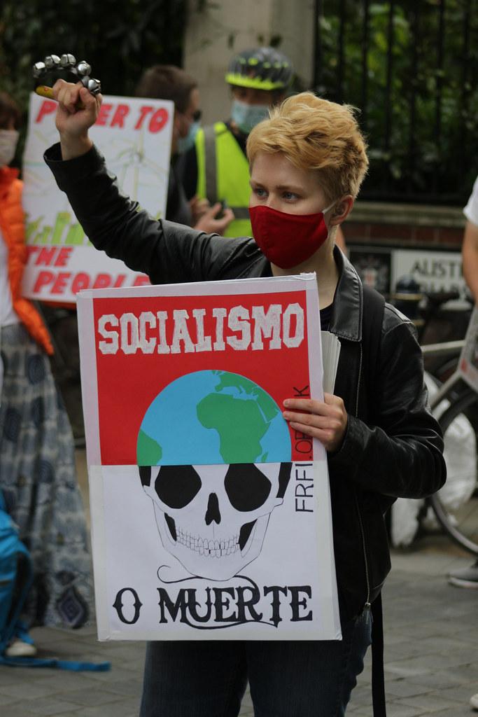 IMG_8101 Socialismo O Muerte