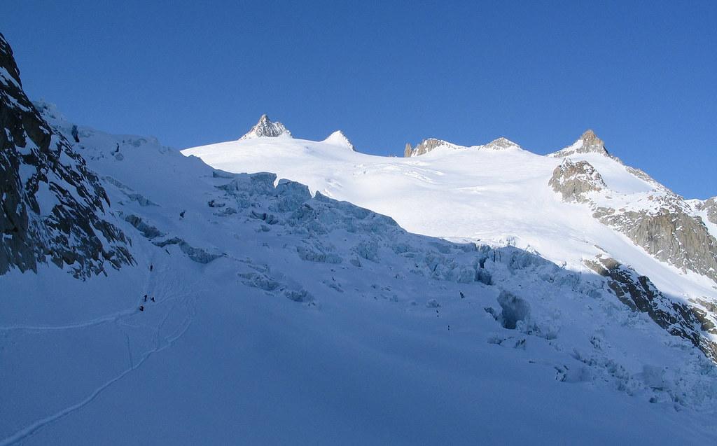 Val Arpette (Day2, H.R. Chamonix-Zermatt) Walliser Alpen / Alpes valaisannes Švýcarsko foto 01