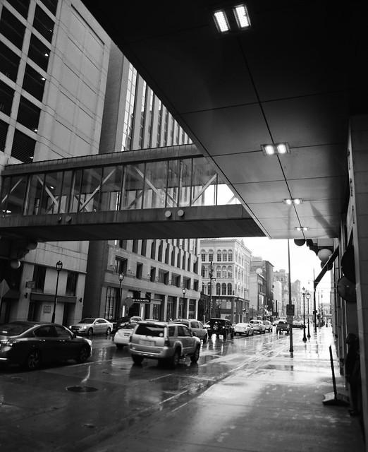 Wet Water Street