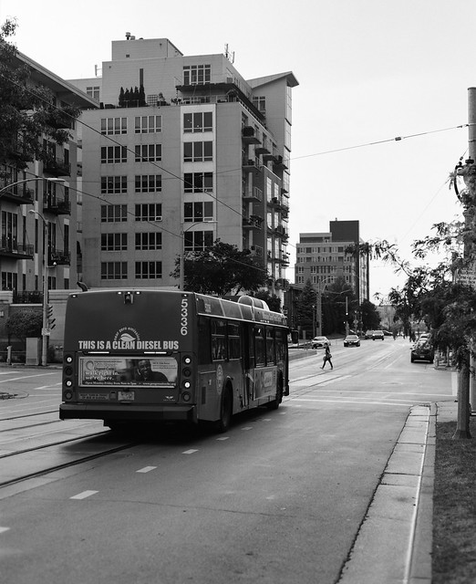Downtown Bus