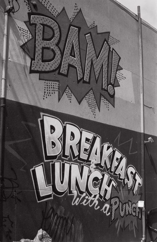 Breakast and Lunch with a Punch