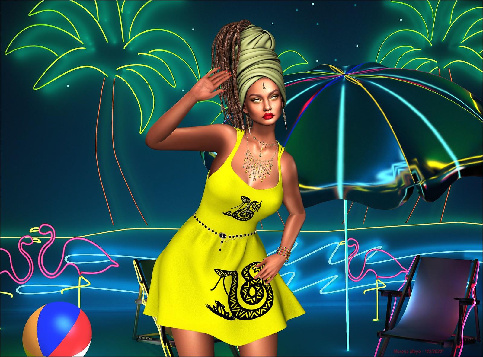 Morena Mayo Afrotay - *43/2020*
