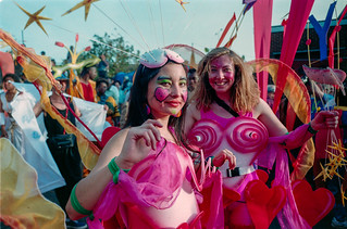 Notting Hill Carnival, London, 1993 93c8-nh-008-positive_2400