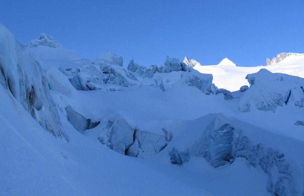 Val Arpette (Day2, H.R. Chamonix-Zermatt) Walliser Alpen / Alpes valaisannes Švýcarsko foto 10