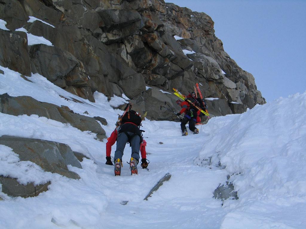 Val Arpette (Day2, H.R. Chamonix-Zermatt) Walliser Alpen / Alpes valaisannes Švýcarsko foto 13
