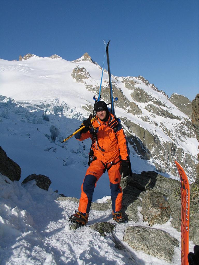 Val Arpette (Day2, H.R. Chamonix-Zermatt) Walliser Alpen / Alpes valaisannes Švýcarsko foto 15