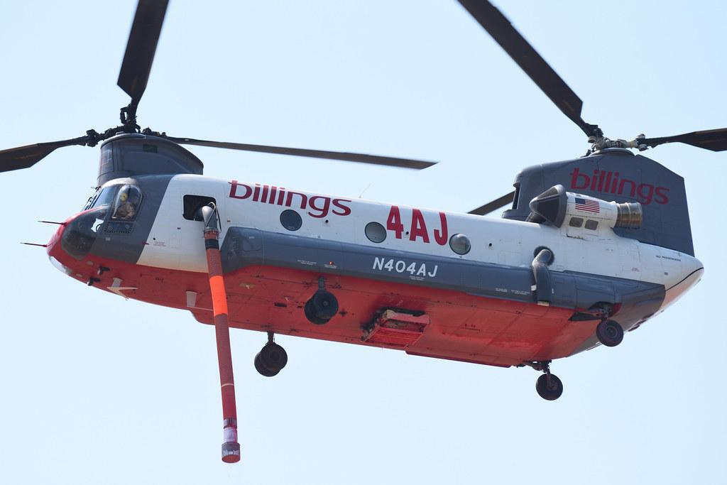 CH-47D N404AJ at RHV (1)