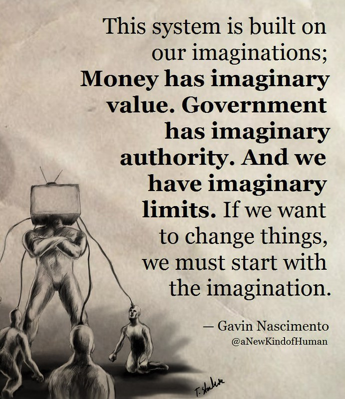 We Must Start With the Imagination