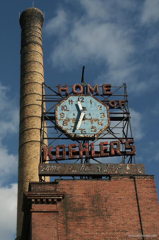 Koehler Brewery