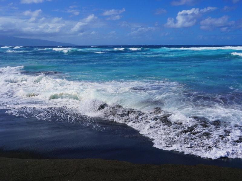 Azores beach