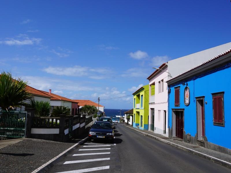Ribeira Grande street