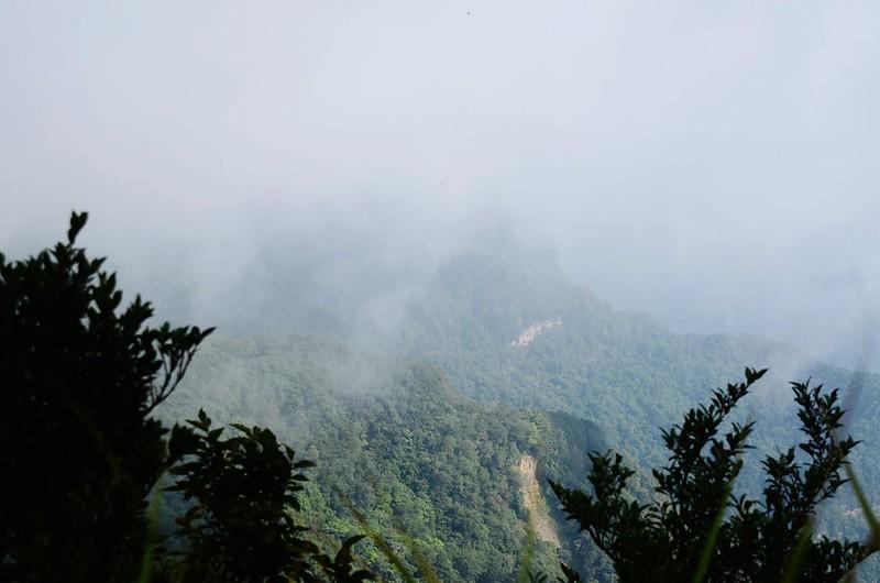 北橫龍山(騰龍山)山頂展望 (1)