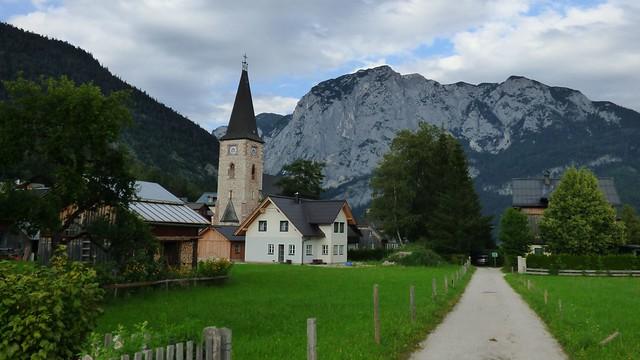 Altaussee im Salzkammergut / Altaussee in the Salzkammergut