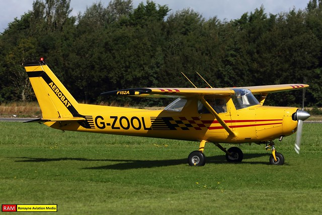 G-ZOOL   Reims Cessna FA152 Aerobat   Private