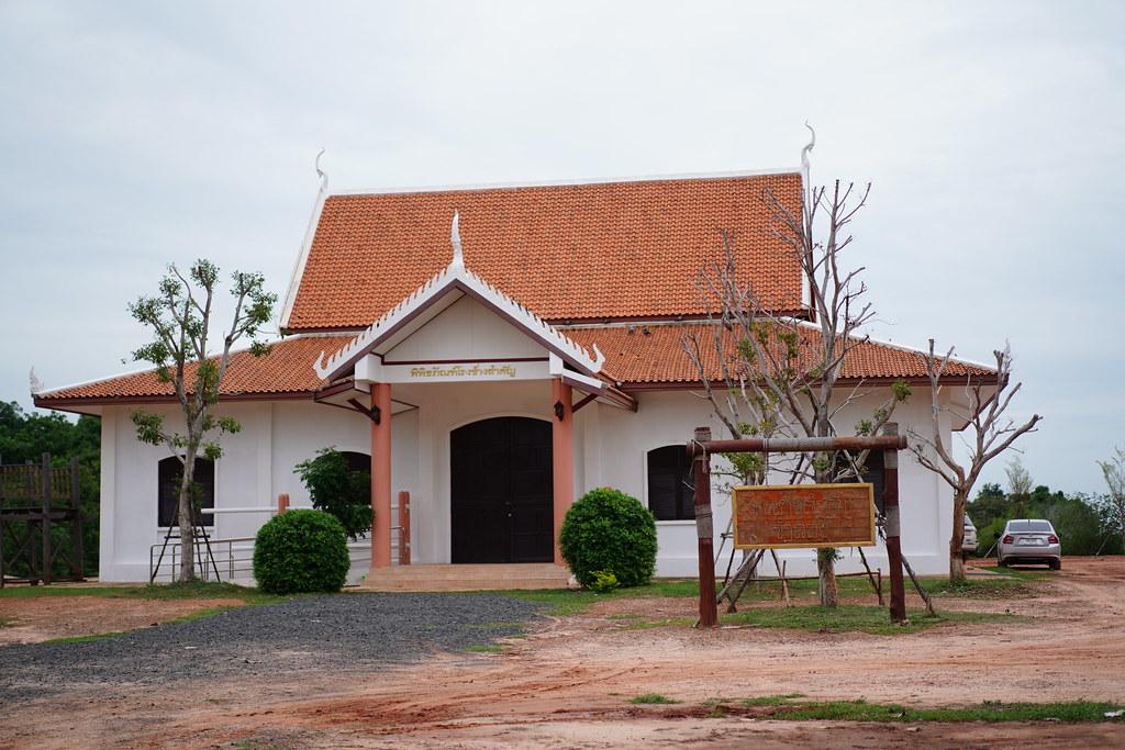 อาคารพิพิธภัณฑ์โรงช้าง - โครงการโลกของช้าง