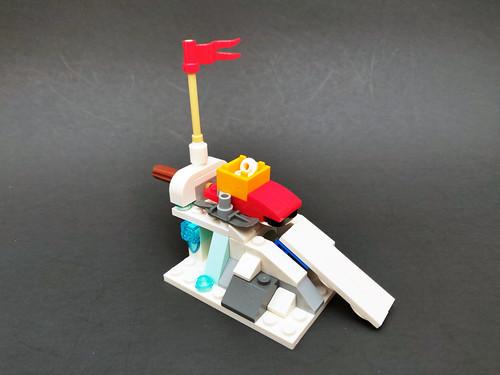 LEGO Seasonal Winter Snowball Fight (40424)
