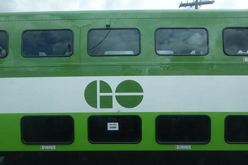 gotrain 4220 chapleau ontario canada cpr canadianpacificrailway newtraincar train railway metrolinx video august summer 2020 green