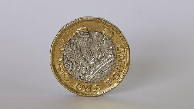 A Pound Sterling