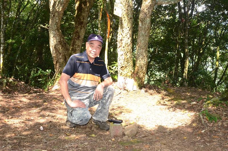 橫龍山北峰山頂 (1)