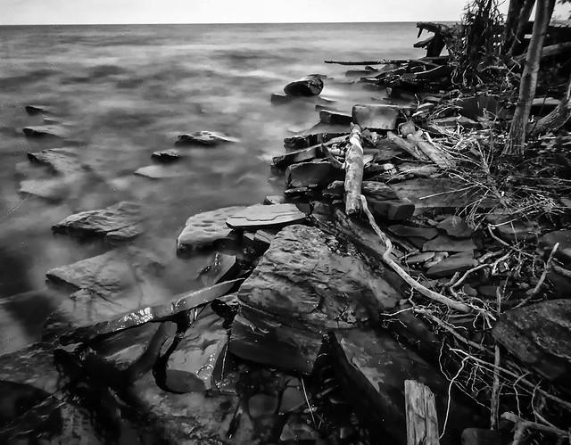 Lake Superior Shoreline-Ontonagon County, MI