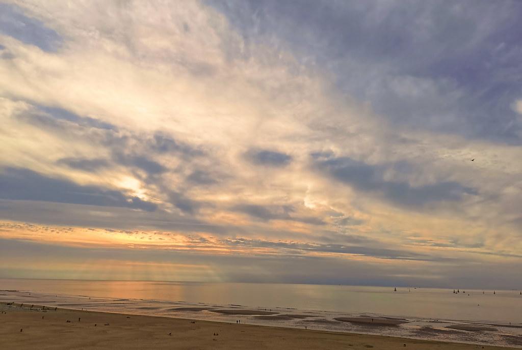 Oostende sunset_2 - Belgium