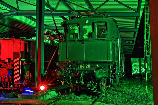 Koblenz Lützen Railway Museum 2020