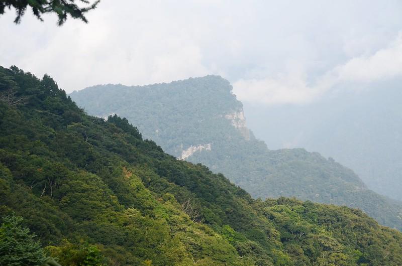 橫龍山產業道路東望虎山 (1)