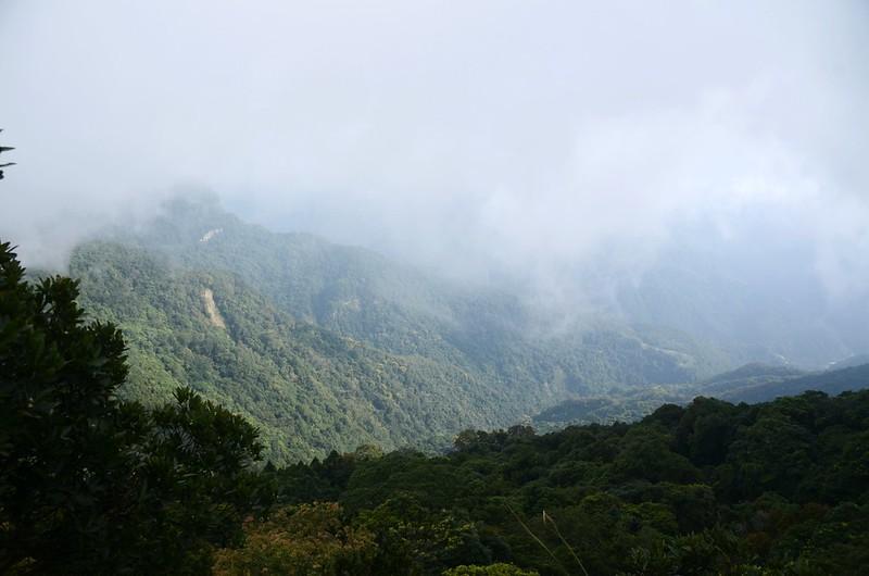 北橫龍山(騰龍山)山頂展望 (2)