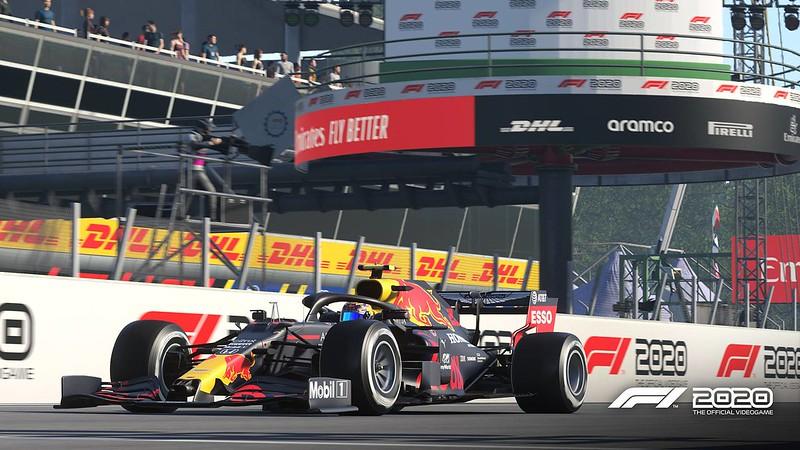 F1 2020 - Italian GP - Red Bull