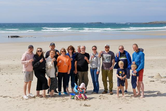 Family Group Portrait 2020
